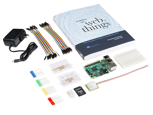 Building the Web of Things Book – Web of Things